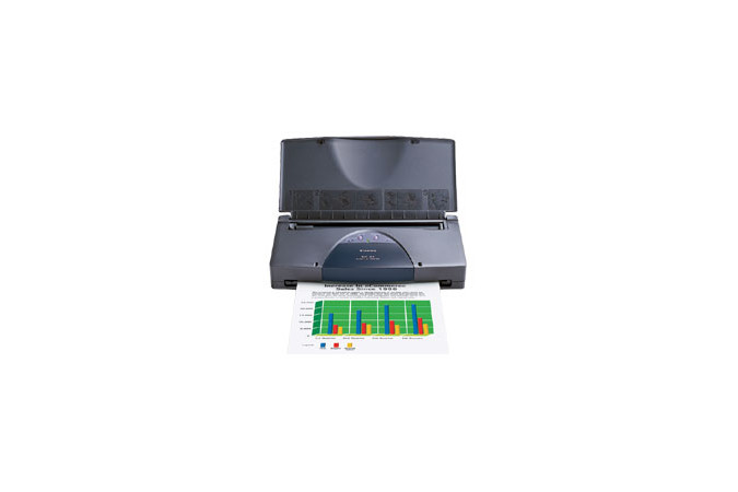 Canon bjc-85 bubble jet printer driver