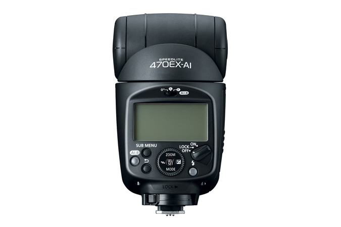 Speedlite 470EX-AI Flash