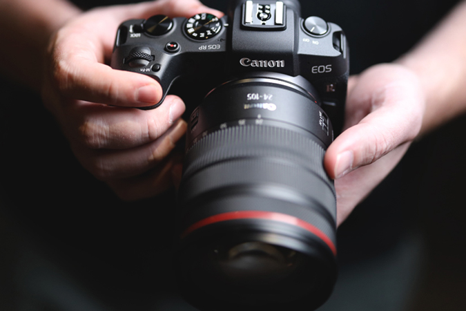 EOS Test Drive: Celebrate National Camera Day