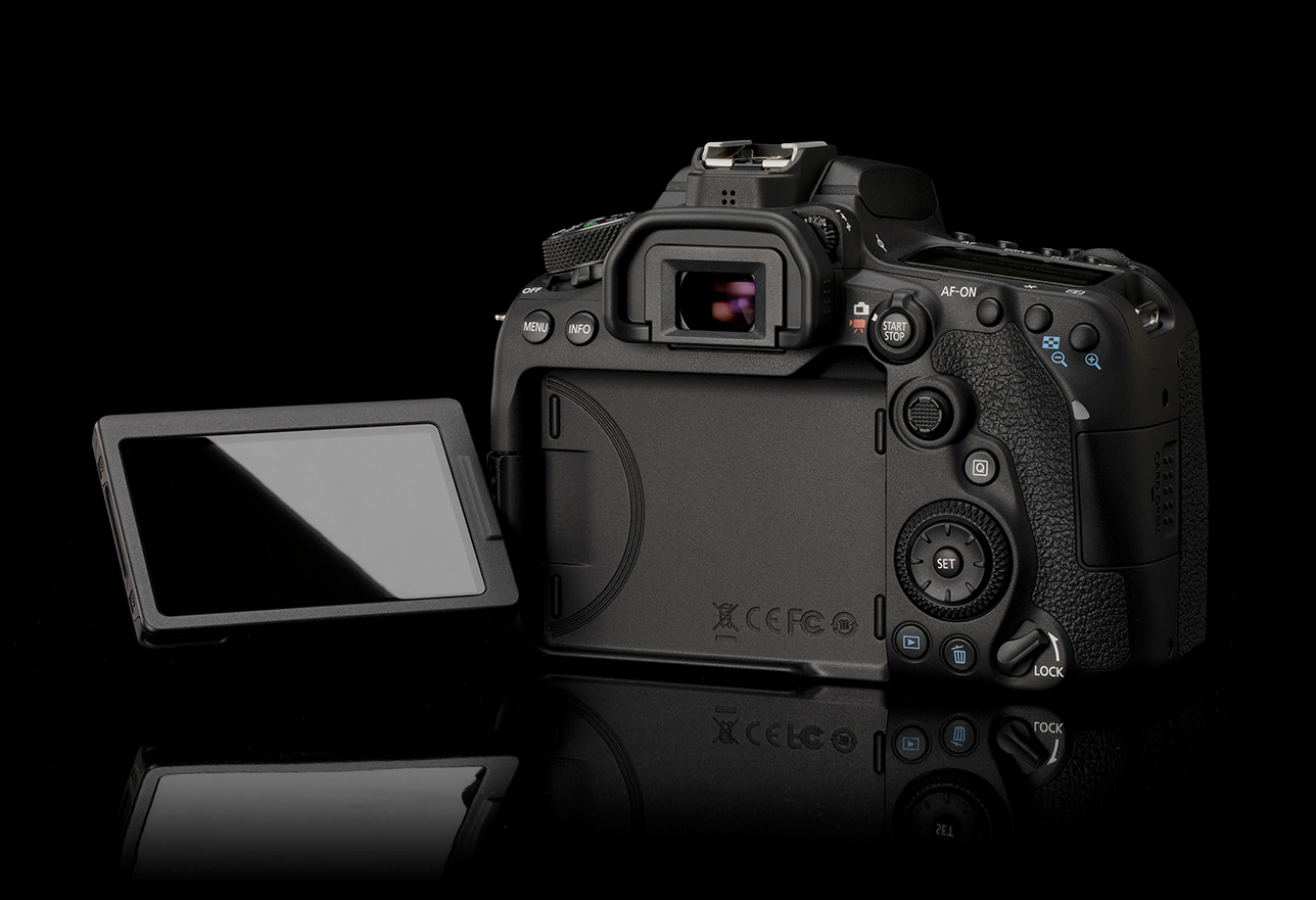 What's New in the EOS 90D Performance Features