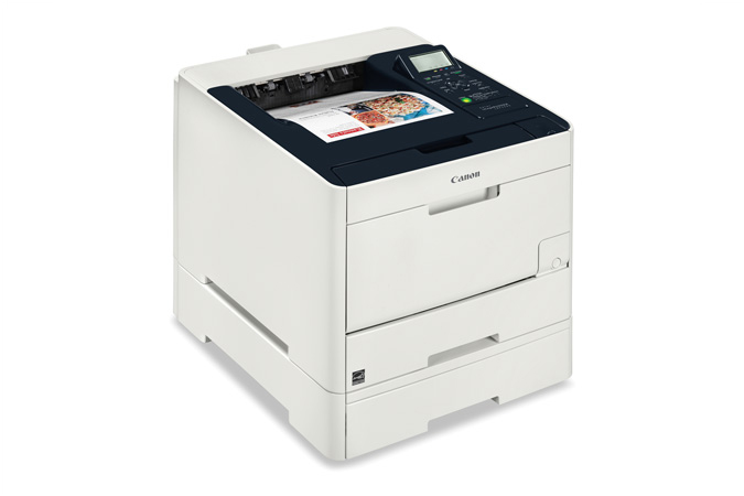 The Color imageRUNNER LBP5280 - Overhead View