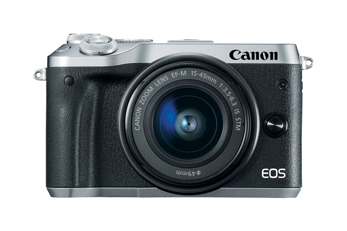Mirrorless | EOS M6 EF-M 15-45mm IS STM Kit | Canon USA