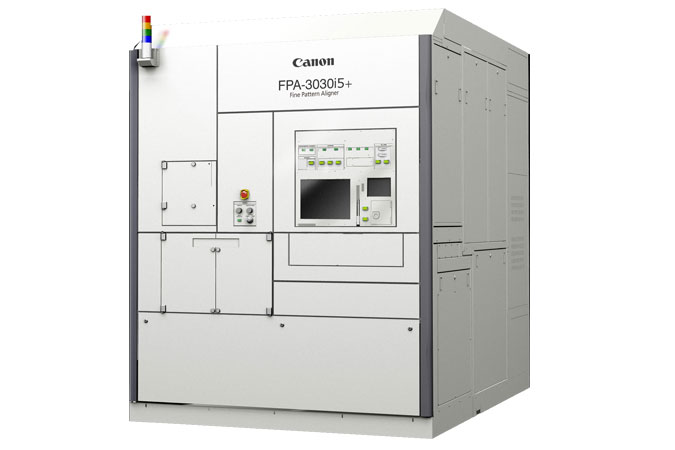 FPA 3030i5 plus lithography stepper