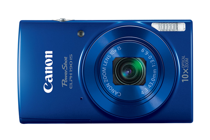 Powershot ELPH 190 IS in Blue