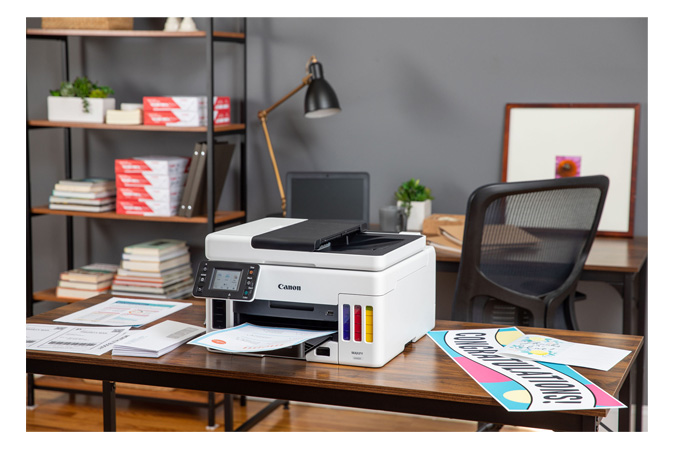 Canon MAXIFY GX6020 - For Small Offices or Home Offices