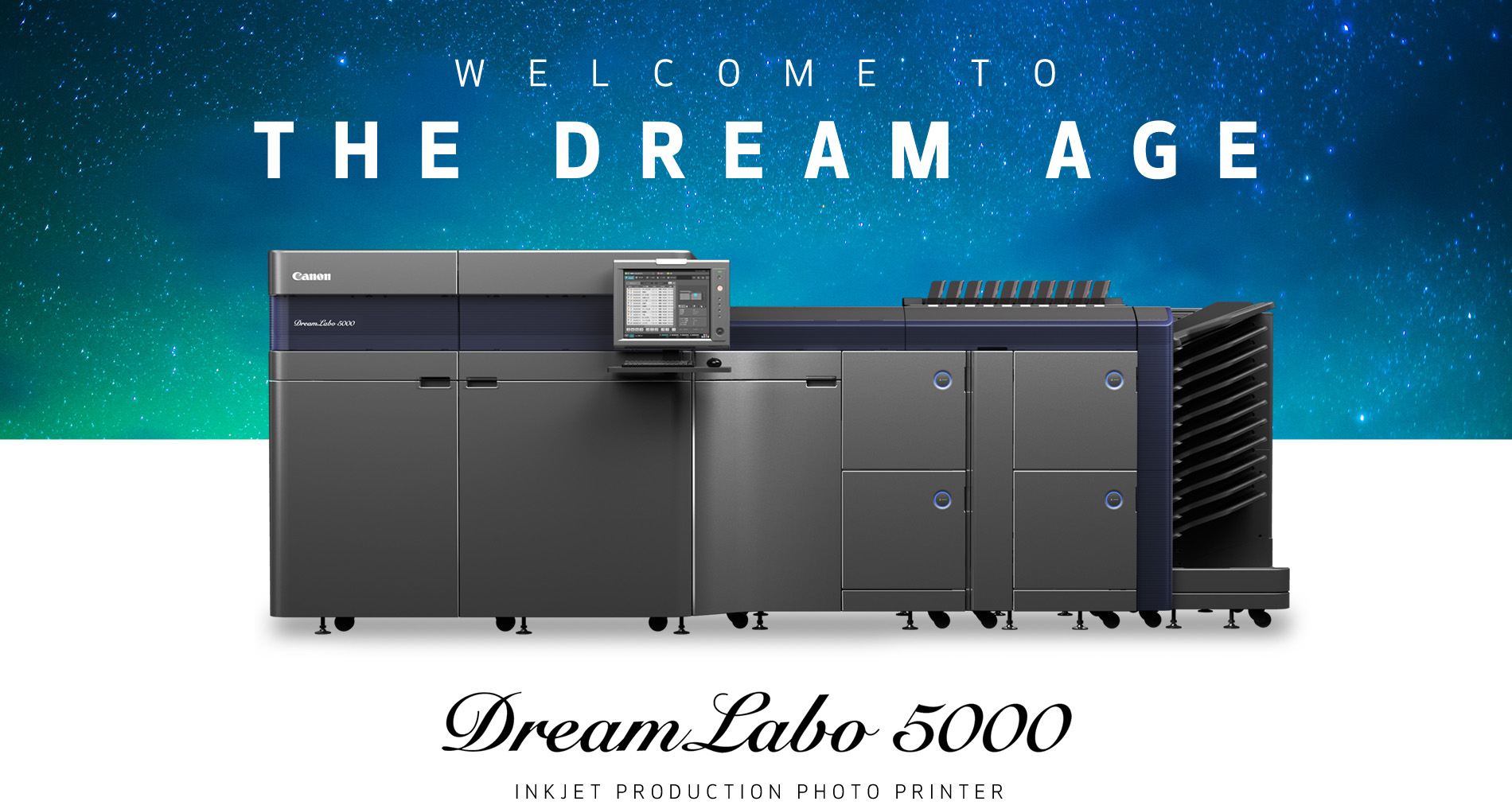 Welcome To The Dream Age DreamLabo 5000