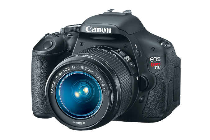 Canon® EOS Rebel T3i