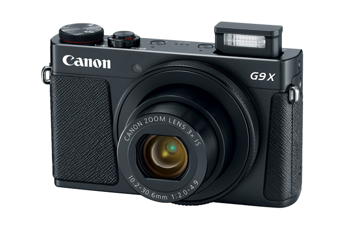 PowerShot G9 X Mark II Black