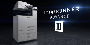imageRUNNER ADVANCE III Third Edition