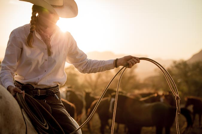 Canon See Impossible - Tyler Stableford - Cowgirl