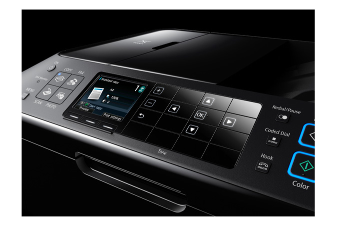 PIXMA MX892 Wireless Office All-In-One (AIO) printer - Copy Function