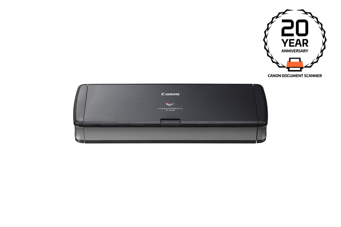 Support | Document Scanner | imageFORMULA P-215II Scan-tini