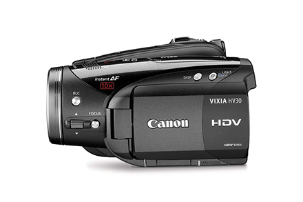 Support | Support High Definition Camcorders | VIXIA HV30