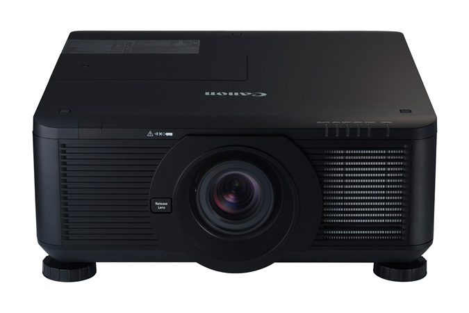 LX-MU700 Projector  - Front Top Angle