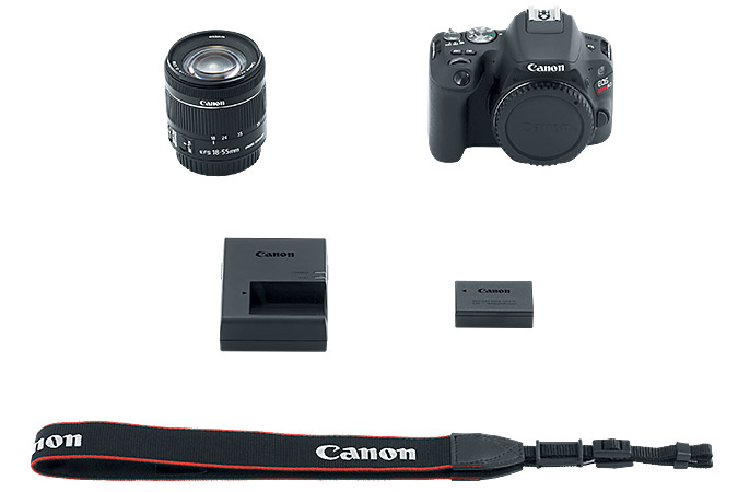 EOS Rebel SL2 Kit