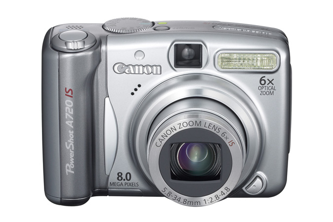 canon powershot a720is software download
