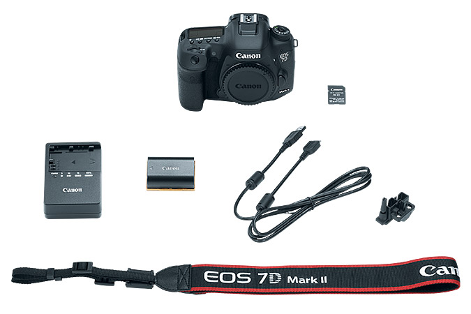 EOS 7D Mark II Wi-Fi Adapter Kit