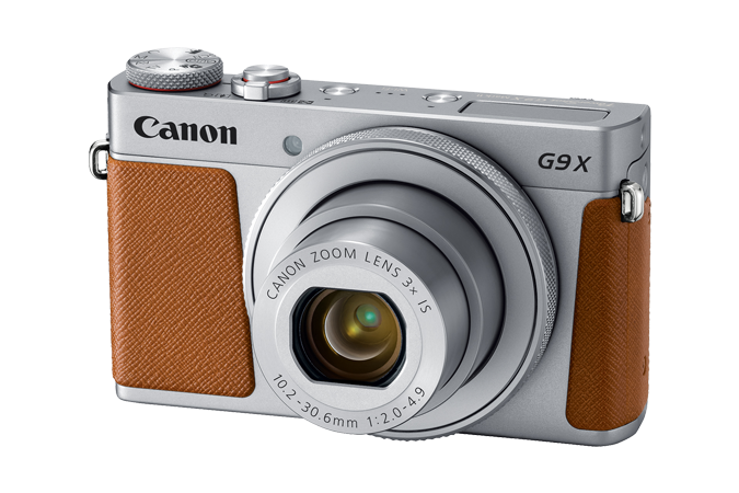 Advanced Cameras | PowerShot G9 X Mark II | Canon USA