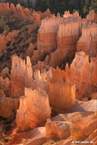 Canon See Impossible - Jennifer   Wu - Bryce Canyon National Park canyon walls
