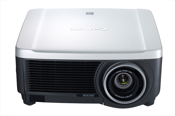 Canon REALiS WUX5000 - Front view