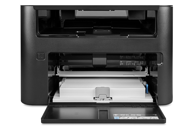 imageCLASS MF269dw multifunction laser printer value pack - paper cartridge tray open