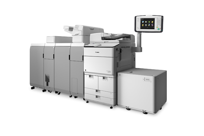 imageRUNNER ADVANCE 8500i II Series