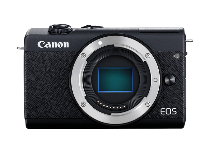 EOS M200 - black - body only
