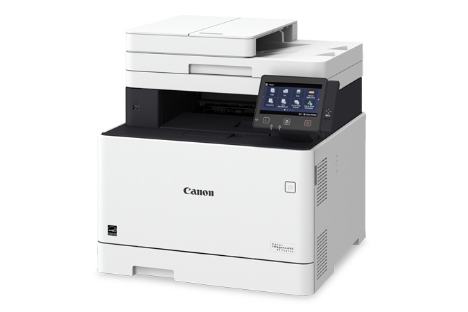 Color imageCLASS MF746Cdw multifunction laser printer - 3/4 angle view