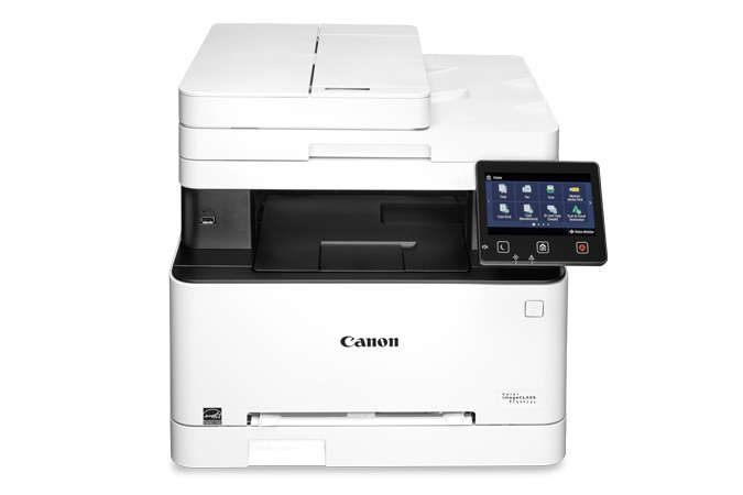 Color imageCLASS MF644Cdw multifunction laser printer - front view