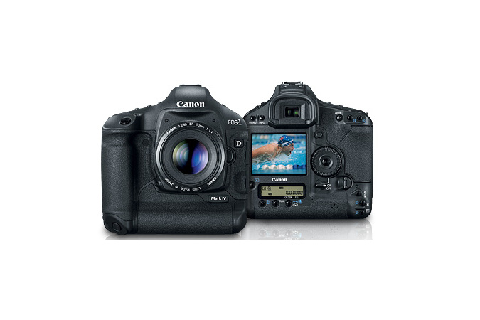 Support   Support DSLR   EOS-1D Mark IV   Canon USA