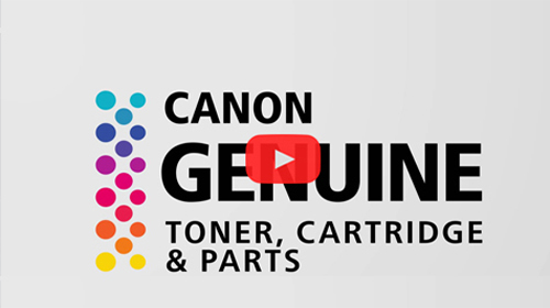 Canon GENUINE Video Image