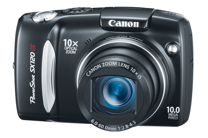 Canon powershot sx120 is manual settings