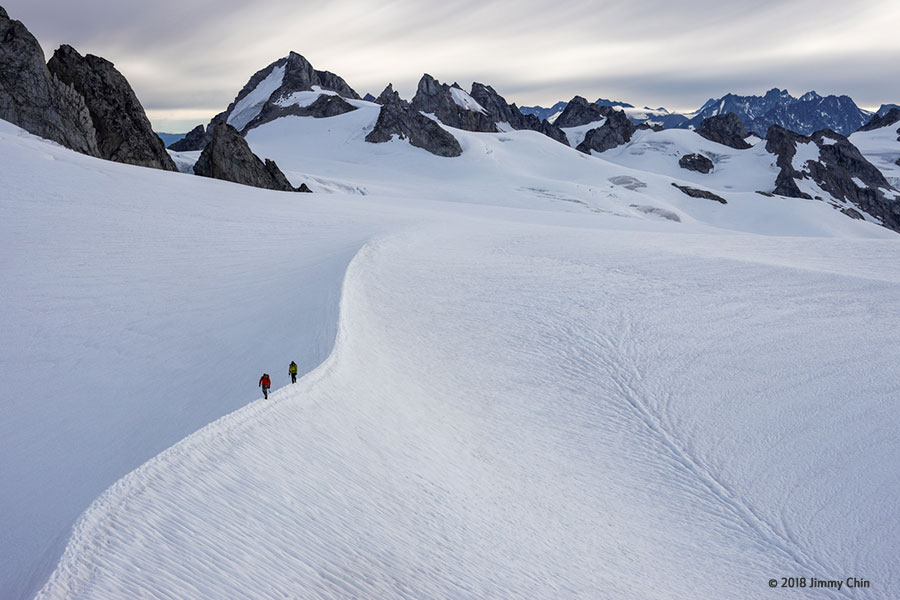 Canon See Impossible - Jimmy Chin - Snow Field