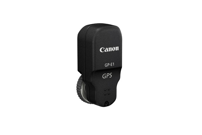 GPS Receivers | GPS Receiver GP-E1 | Canon USA