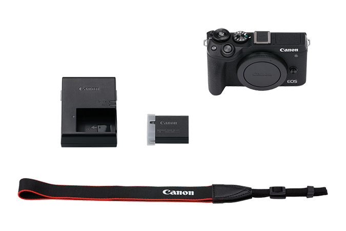 EOS M6 Mark II body only kit