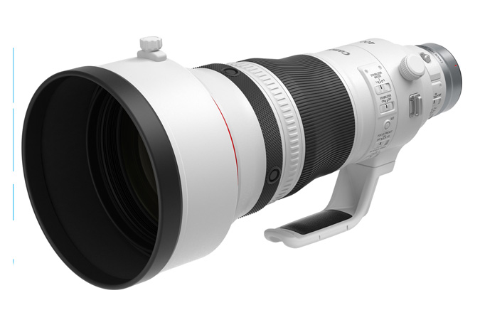 Canon RF400mm F2.8 L IS USM - Shorts Lens Hood