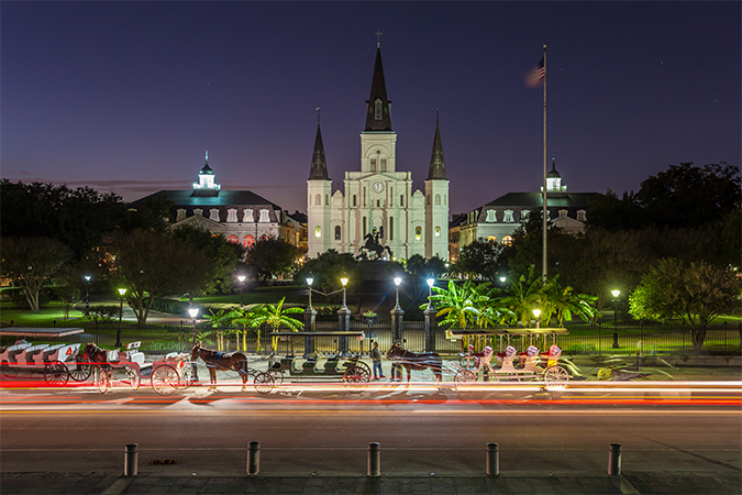 New Orleans: Food, Culture, and Music