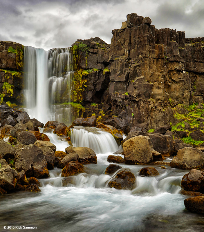 Canon See Impossible - Rick Sammon - Waterfall