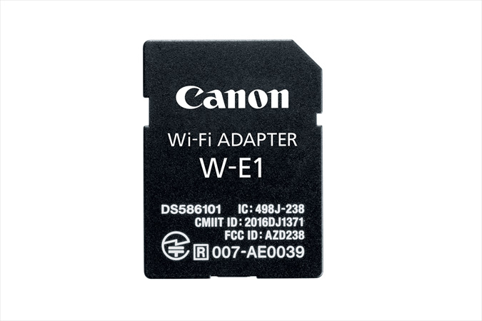 Wireless Adapter W-E1