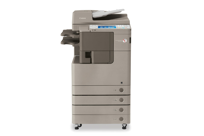 imageRUNNER ADVANCE 4000 series - Front View