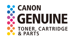 Canon Genuine Toner, Cartridge & Parts