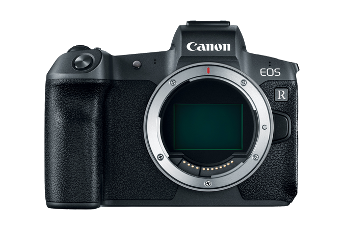 EOS R Front (Body)