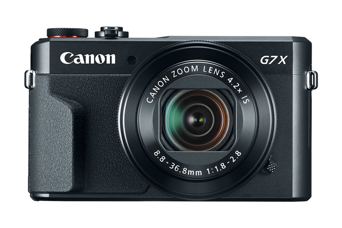 G7x Mark 2 >> PowerShot G7 X Mark II