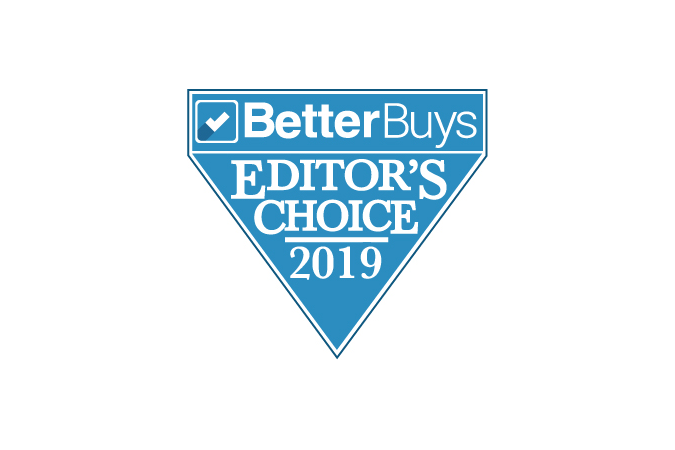 Canon's imageRUNNER ADVANCE C5500 III Series and 4500 III Series Earn Better Buys' Editor's Choice Awards Logo