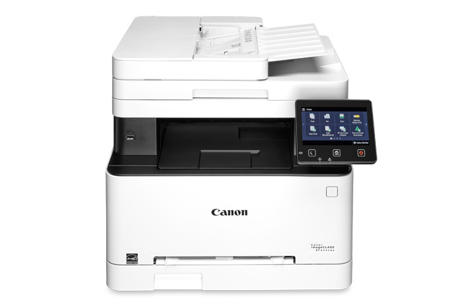 Color imageCLASS MF644Cdw multifunction laser printer - scan feature