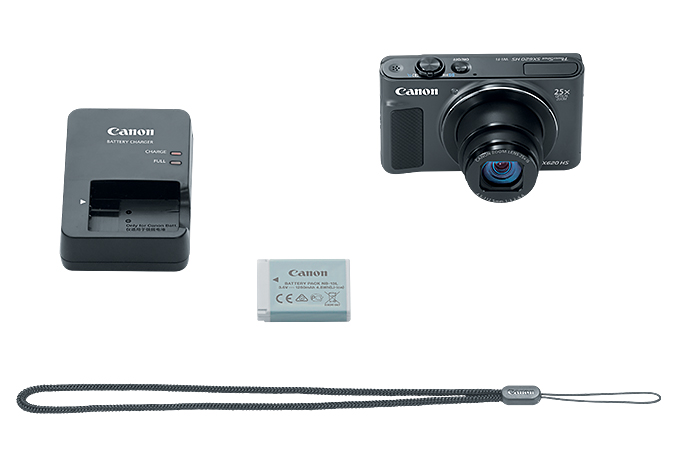 PowerShot SX620 HS Black Kit