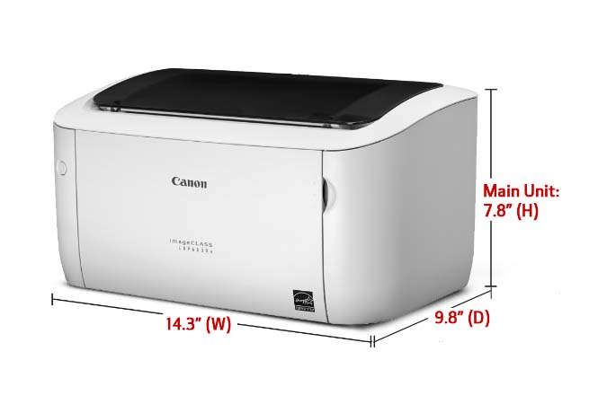 Support Black And White Laser Imageclass Lbp6030w Canon Usa