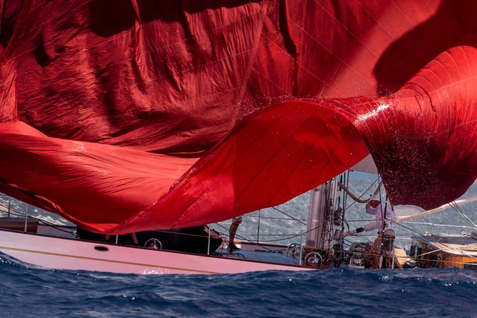 Canon See Impossible - Onne van der Wal - Sailboat From Sea