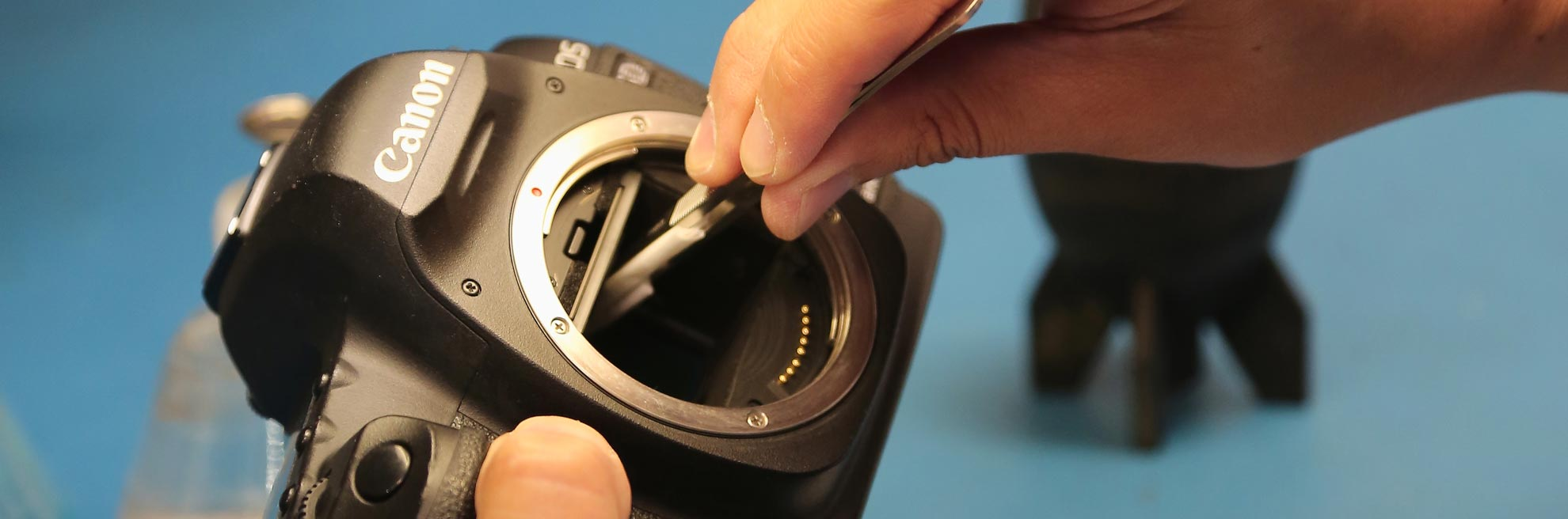 EOS Digital SLR Maintenance Service Tech