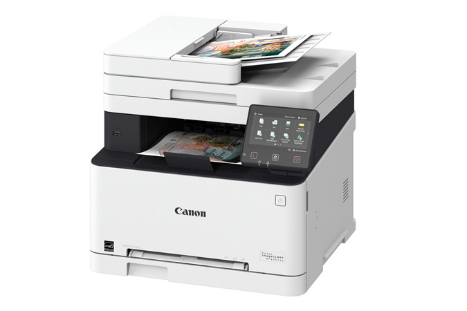 Coloring Pages Online Without Printing Color Laser ImageCLASS MF634Cdw Canon USA